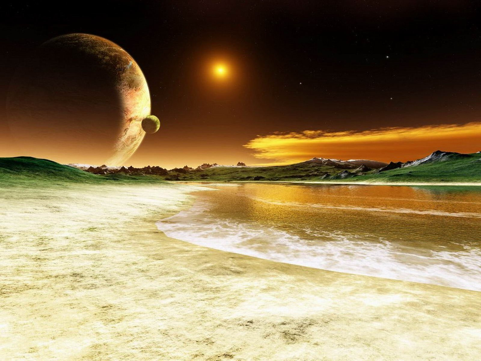 desktop hd wallpapers: top 33 real and unbelievable planet