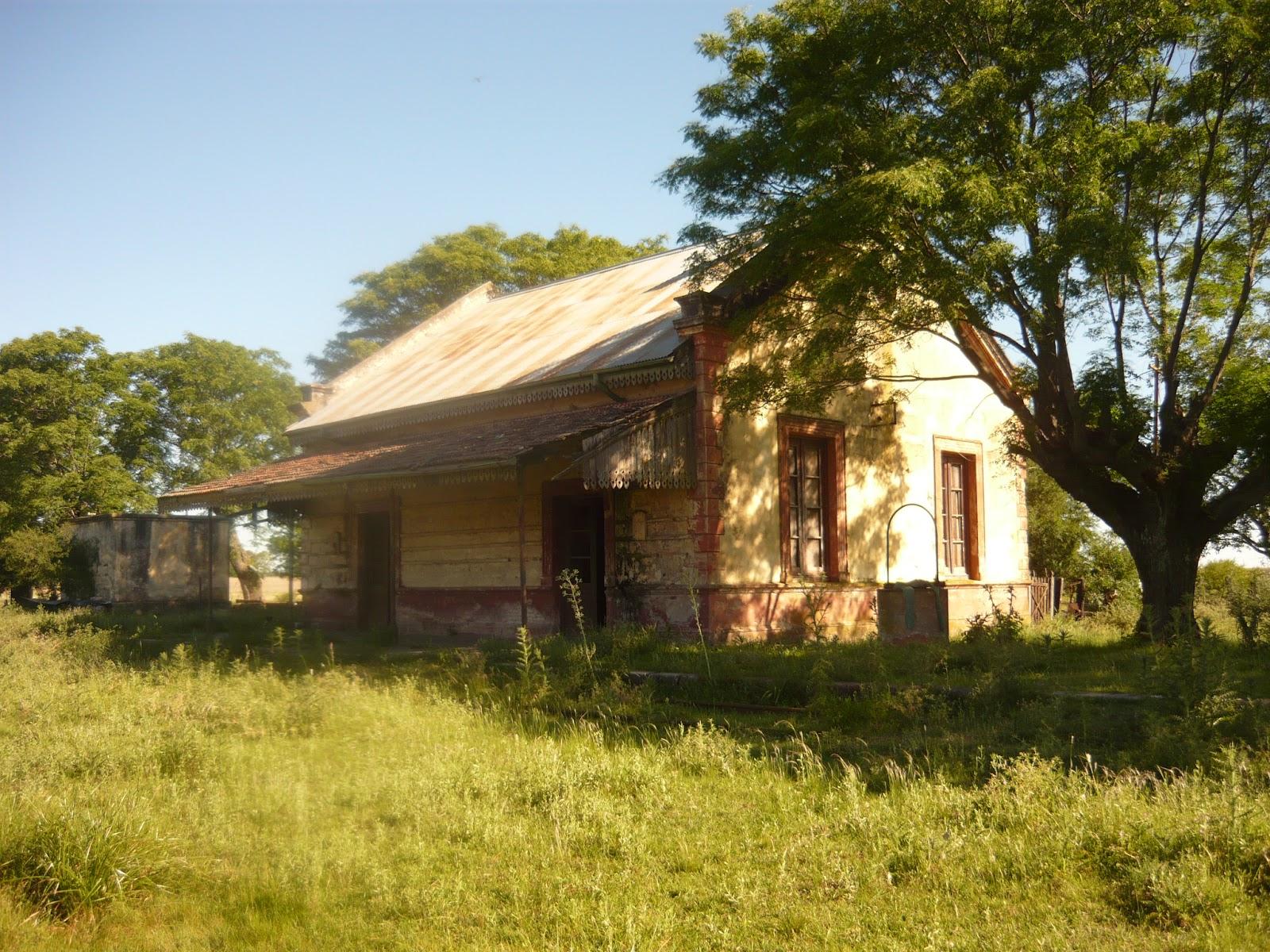 Estaciones de tren abandonadas de Entre Ríos
