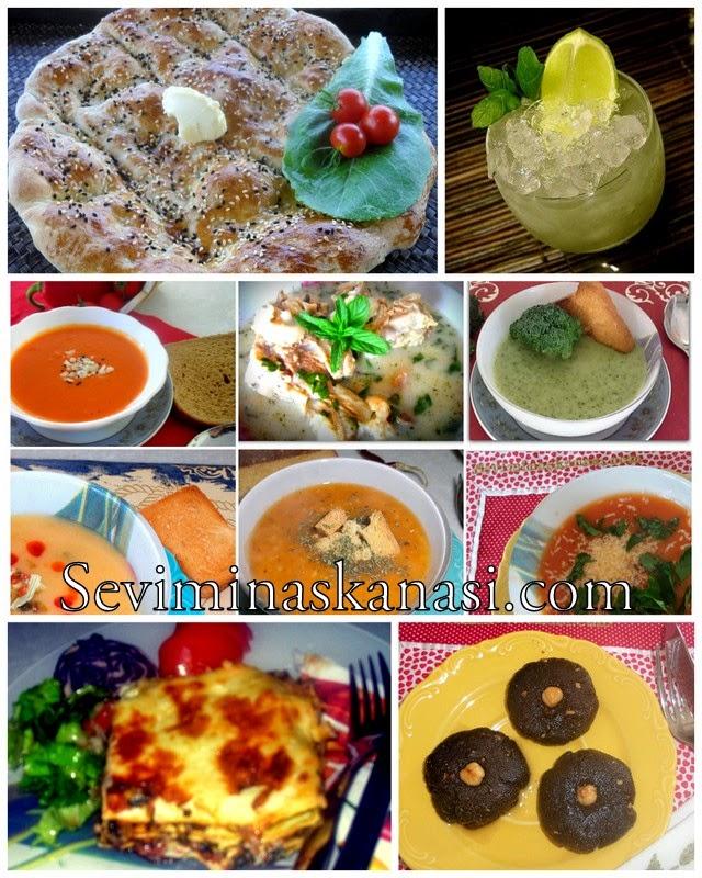 Ramazan Yemekleri-İftar Menüleri 15. Gun   Kolay Yemek ...