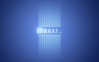 Doctor House M.D. Blue Movie Poster TV Show Season HD Wallpaper Medicine