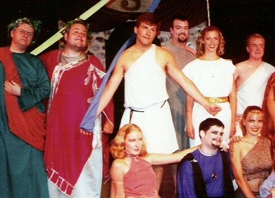 PFC: A FUNNY THING HAPPENED ON THE WAY TO THE FORUM