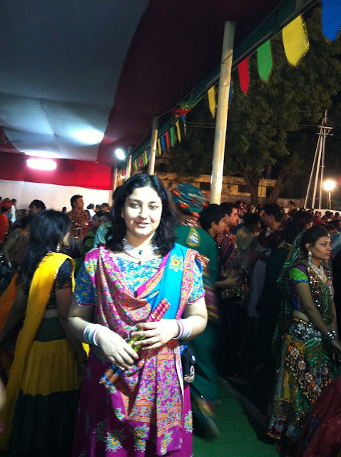 Memories of Navratri  image