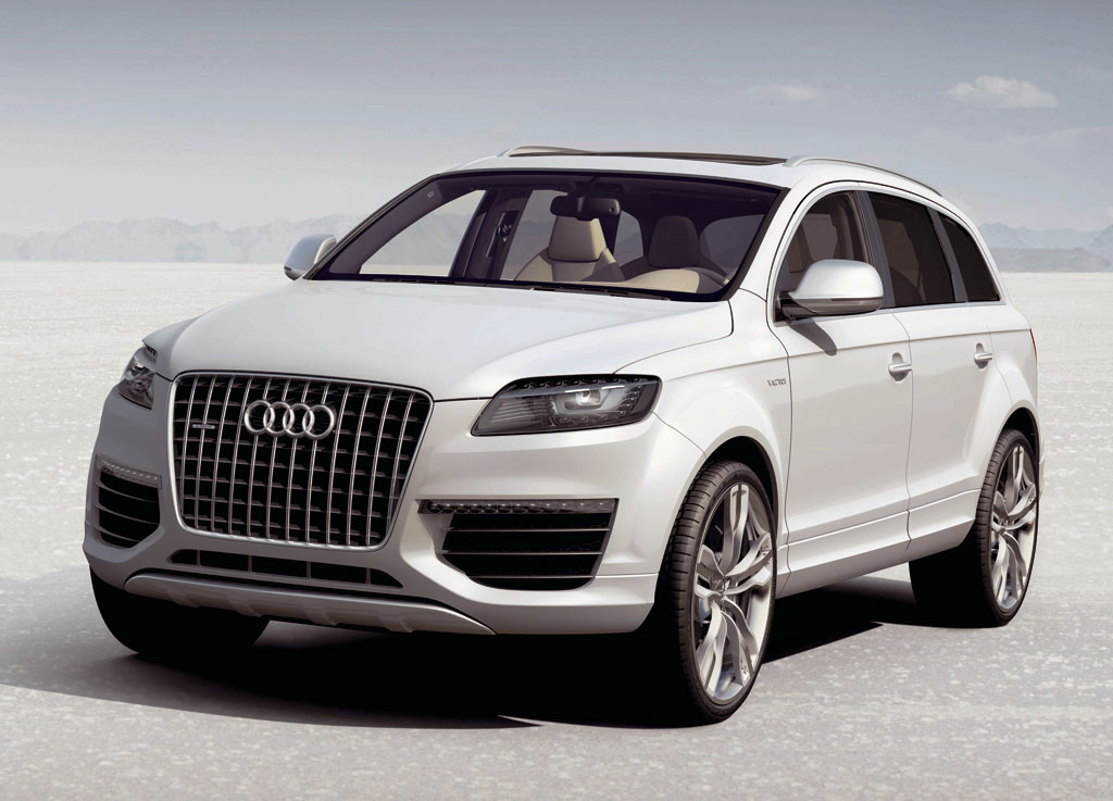 audi q7 v12 tdi sports modified cars. Black Bedroom Furniture Sets. Home Design Ideas
