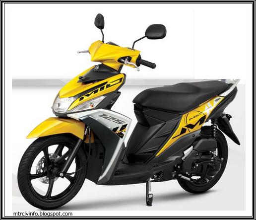 Yamaha Dealer Mio