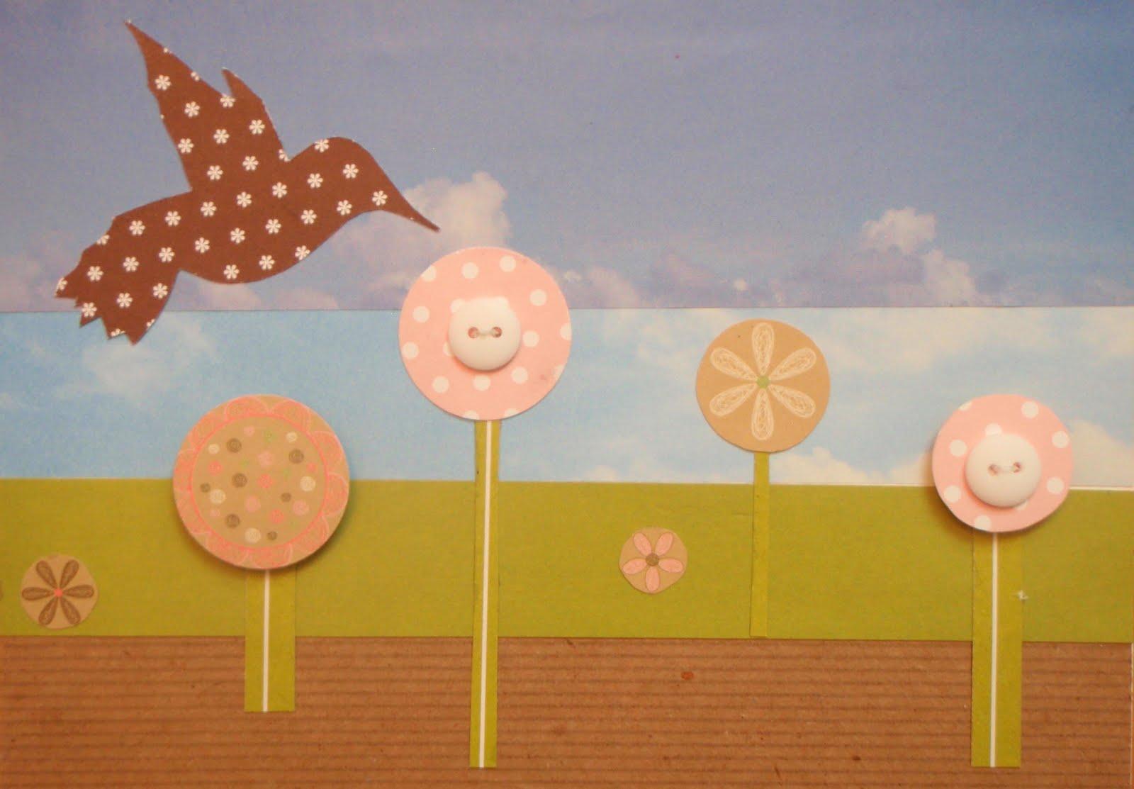 Blue Mason Jar Studio: {Bright Idea Thursday} Button Button ...
