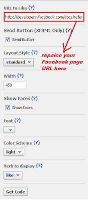 Adding Facebook Like Box