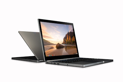 VIDEO: Google Unveils  The Chromebook Pixel - New High Def Chromebook with Touch Screen!