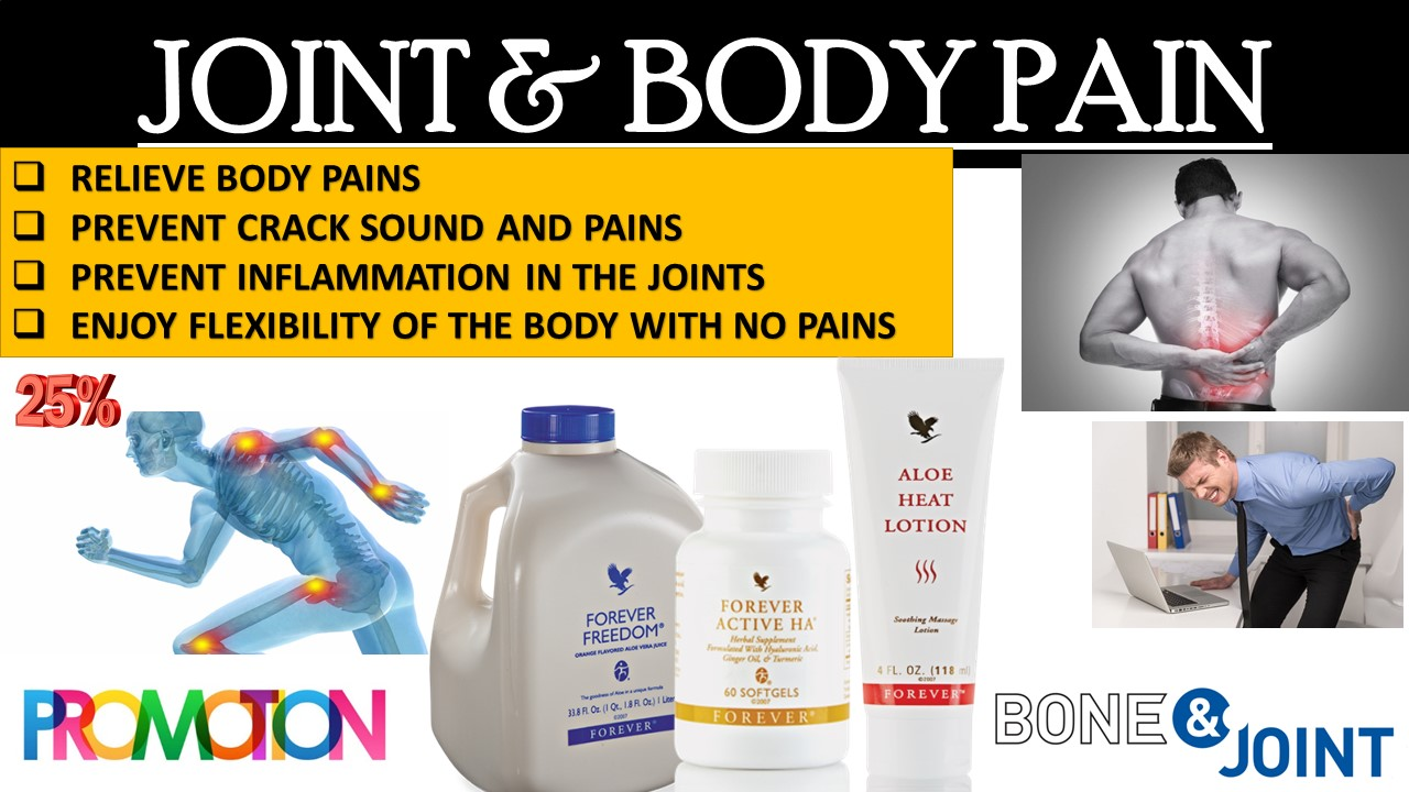 JOINT PAIN SOLUTIONS