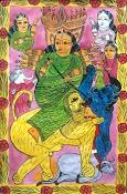 Kalighat Pat Painting
