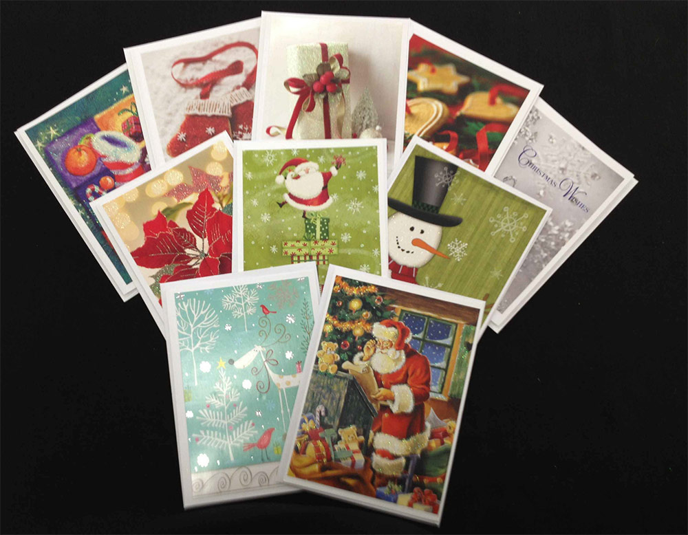 Donate Your Used Christmas Cards to St. Jude\'s \'Recycled Card ...