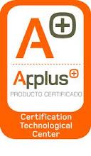 Certificado de calidad para cumplir con la exigencia de la Policia y Guardia Civil