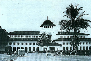 Sejarah Asal Usul Kota Bandung