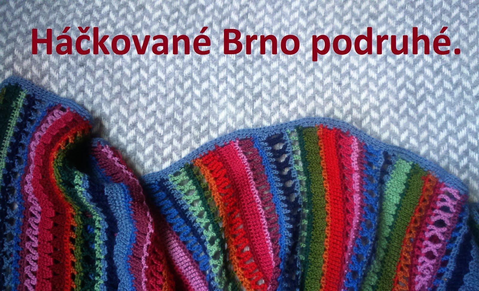 Háčkovací workshop Brno