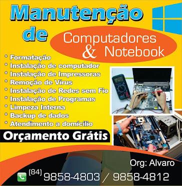 Alvaro Manutenção de computador & Notebook