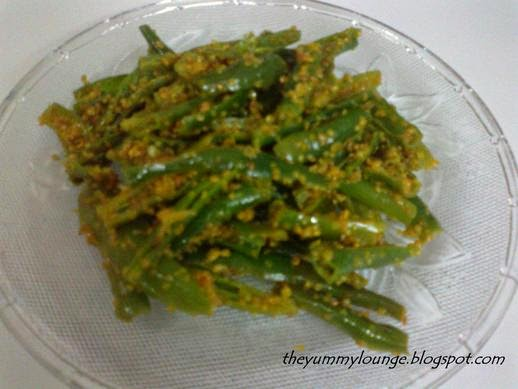 Green Chili Pickle - Hari Mirch Ka Achar Recipe