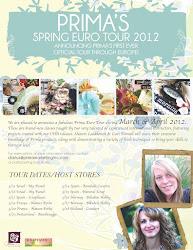 Prima Europe Tour 2012