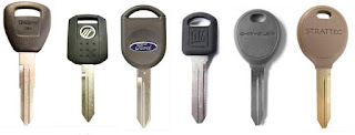 Portland locksmith transponder key