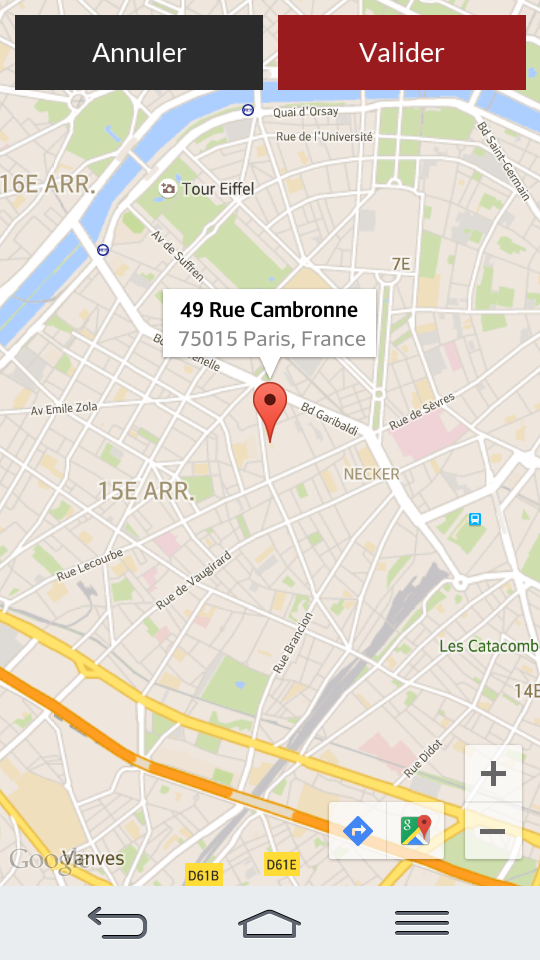 Xamarin Forms Maps Tap To Get A Position On The Map
