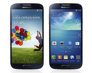 Spesifikasi dan Harga Samsung Galaxy S4 5 inch Super Amoled