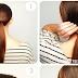 Cute Twist & Flip Bun Hairstyle Tutorial With Simple Steps
