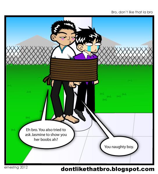 comic story telling