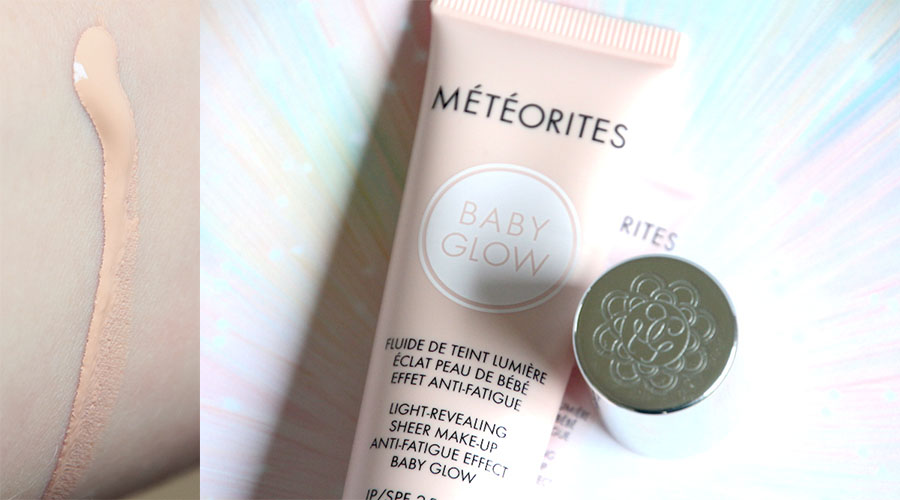 guerlain meteorites compactes fluide baby glow kleo beaut. Black Bedroom Furniture Sets. Home Design Ideas