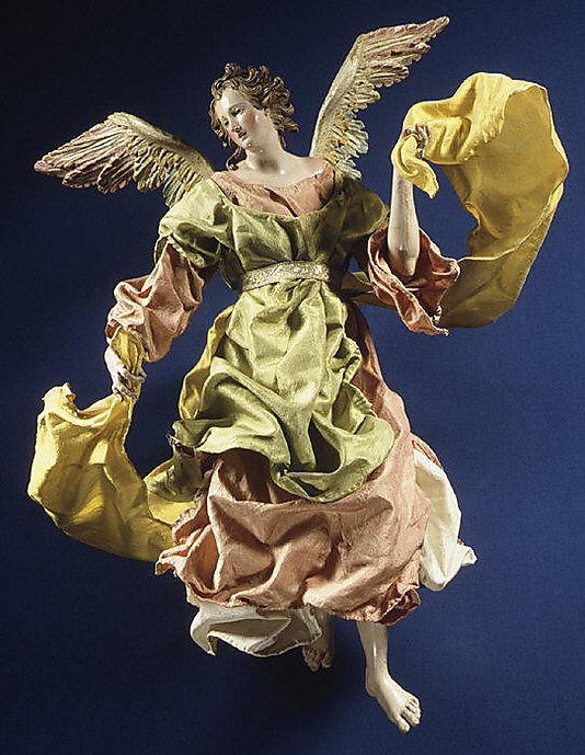 ARTS&FOOD®™: CHRISTMAS SPECIAL: Angel Tree & Baroque Crèche at The Met Museum + Best Holiday ...