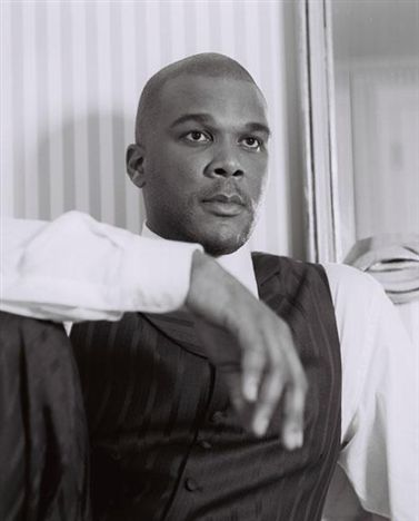 Young Tyler Perry Tyler perry