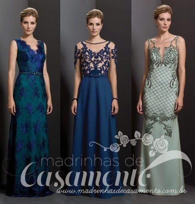 vestido azul kalandra 2015
