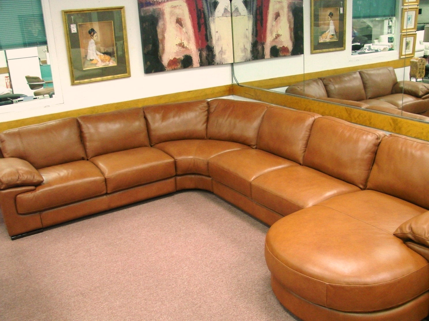 natuzzi leather sofas sectionals by interior concepts furniture photos of natuzzi leather. Black Bedroom Furniture Sets. Home Design Ideas
