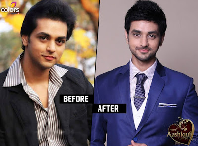 15+ Shocking Transformation of TV Celebs Over The Years will make you shock