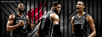 Miami Heat Cover for Facebook