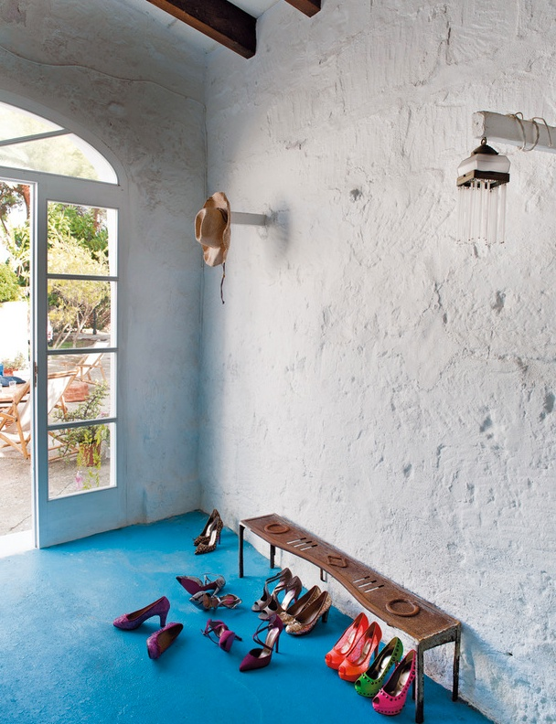 como decorar casa rustica