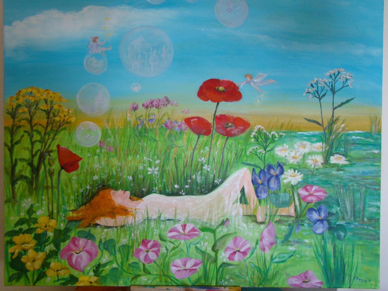 De Magische Tuin : Lin s ding de magische tuin
