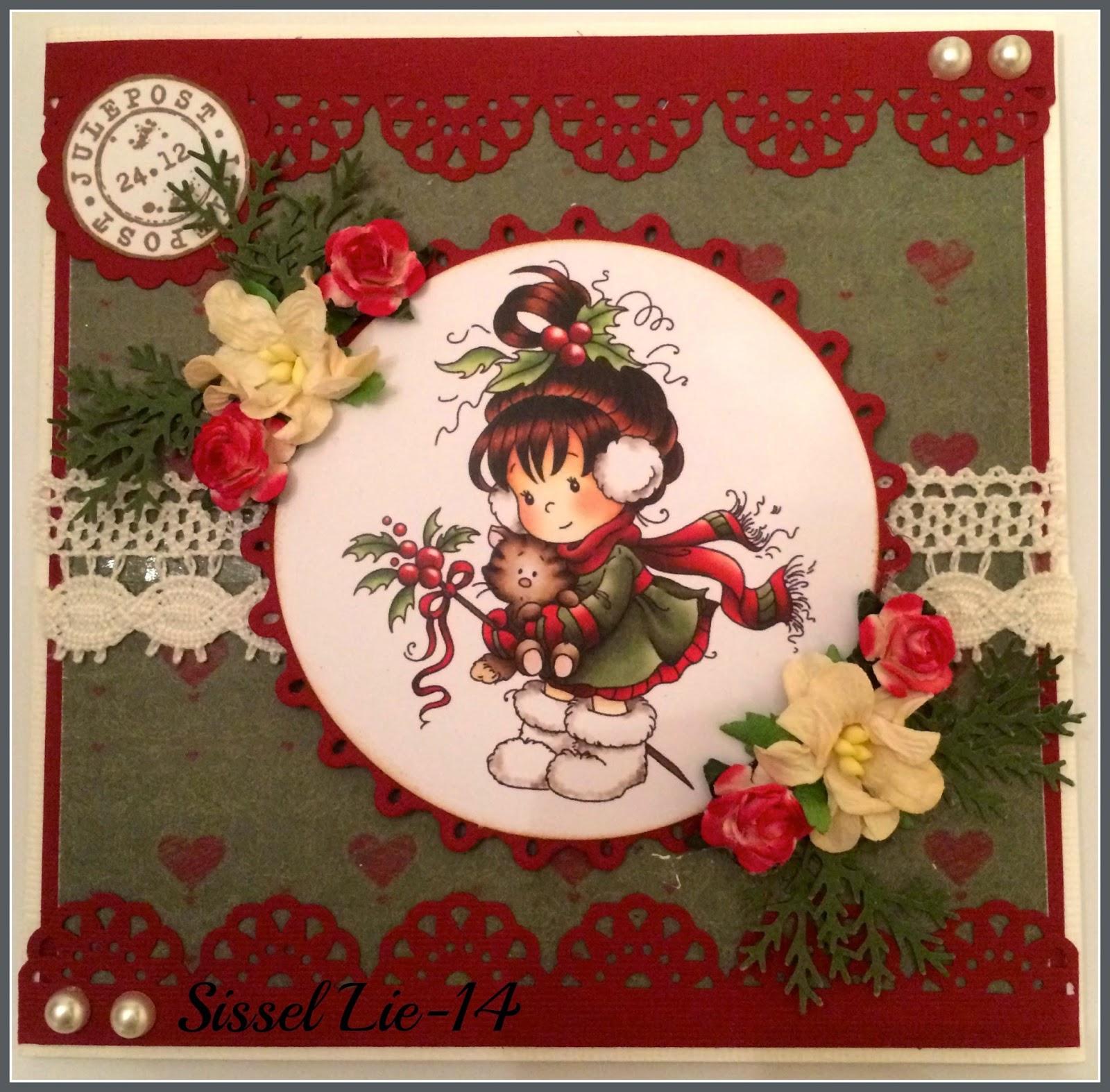 #120 jul i tradisjonelle farger - Rød, grønn, og hvit