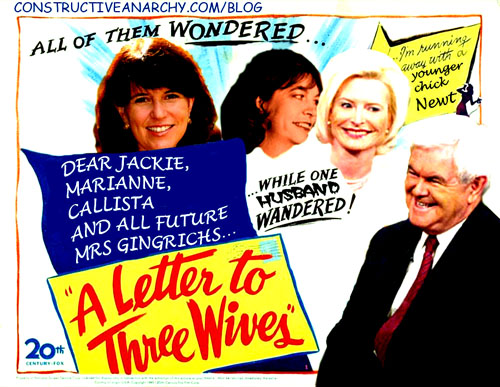 newt gingrich wives photos. newt gingrich wives pictures.