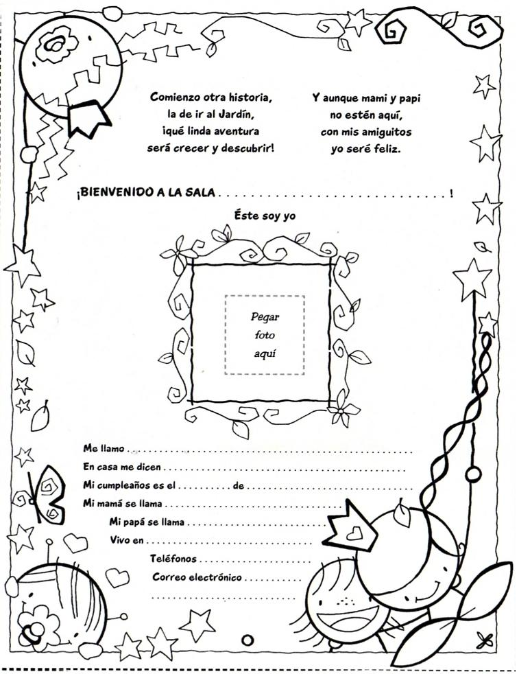Menta m s chocolate recursos y actividades para for Actividades para jardin