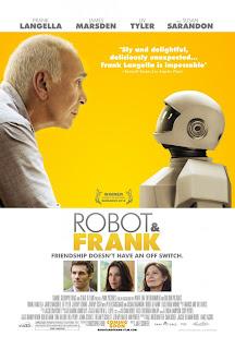 Robot And Frank (2012) DvdRip Subtitulada