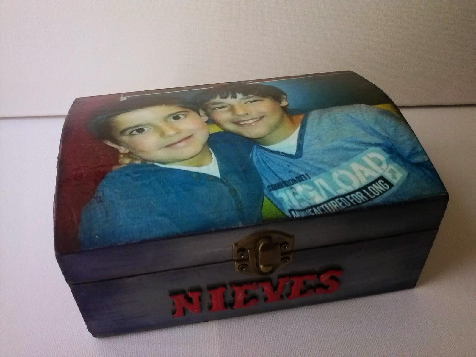 caja personalizada, regalo original,salvarecuerdos