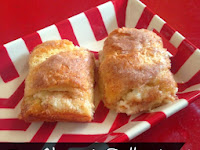 Easy Cheesecake Rollups