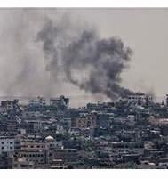 Misil Israeli Cae en escuela de la UN School, Mata 15