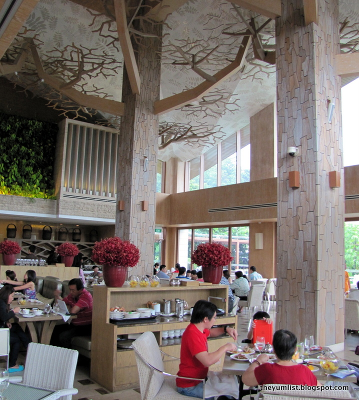 Forest Restaurant Equarius Hotel Resorts World Sentosa