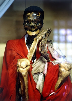 Self-Mummification From Japan
