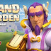 Karakter Hero Baru Grand Warden di Game Clash of Clans