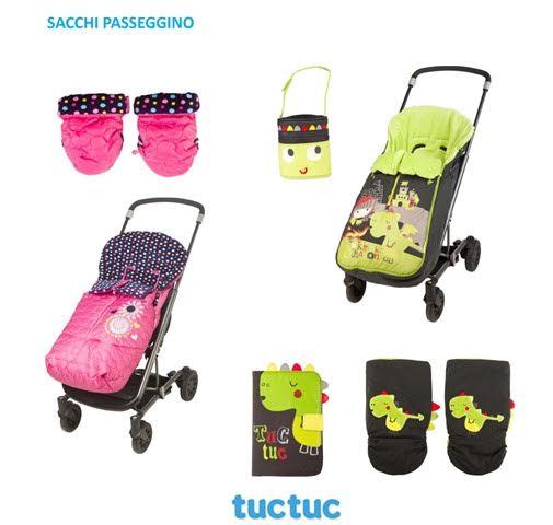 Sacchi Passeggino Yupi TucTuc
