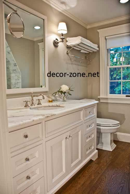 Best 10 bathroom towel storage ideas for small bathrooms for Bathroom decor and storage