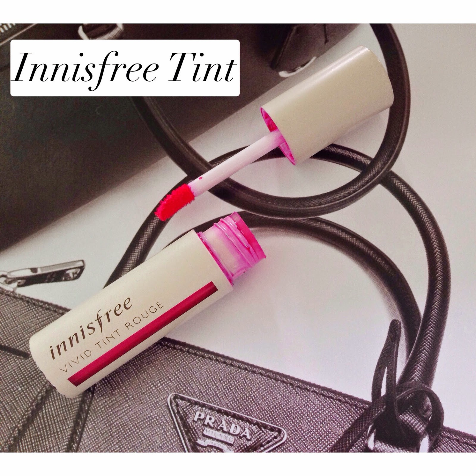 Innisfree Korean Lip Tint Vivid Rouge