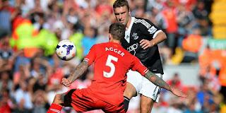 Video Gol Liverpool vs Southampton 21 September 2013