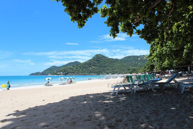 Koh Samui and Phuket Weather Seasonal monthly