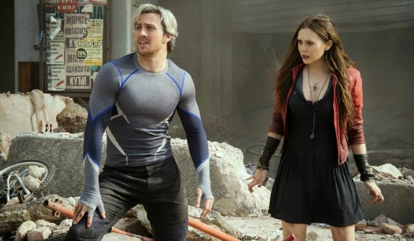 Scarlet Witch và Quicksilver